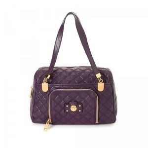 Quilted purple Marc Jacobs Purse